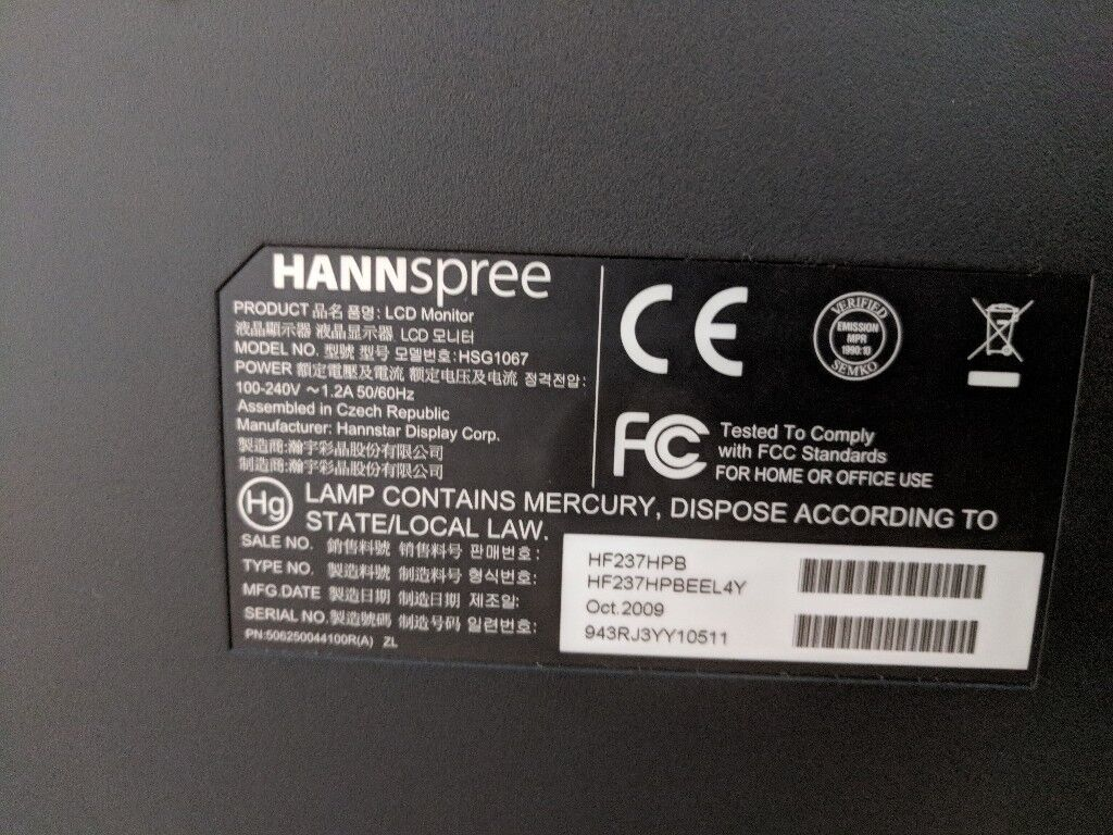 Hannspree Hf237 Driver For Mac - systempool's blog on