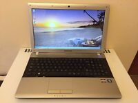 Great laptop Samsung RV515 - 4Gb Ram - 500Gb Storage