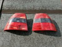 Vectra Tail Lights