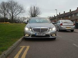 Mercedes e class 3500 cgi