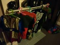 Fancy dress kids bundle 10 items