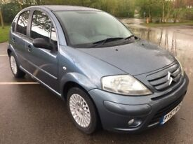 2008 CITROEN C3 1.4 CACHET 8V, PETROL, MANUAL, 5 DOORS, JUST SERVICED, LONG MOT, GREAT RUNNER !!!