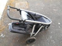 Phil and Teds double sport pram pushchair stroller