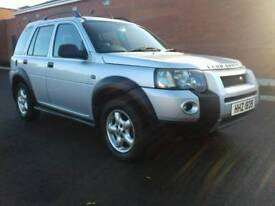 2005 LAND ROVER FREELANDER ADVENTURER 2.0TD.