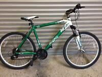 SERVICED SARACEN ALLOY BIKE - FREE DELIVERY TO OXFORD!