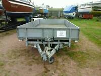 Ifor Williams Trailer LM 146 Gross Weight 3500KG