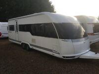 Hobby Caravan 645 Vip Premium (2013/14 Model) Like Tabbert And Fendt