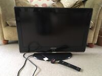 Samsung 32 inch TV LE32M87BDX (Spares or Repairs)