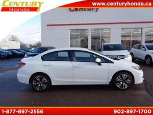 2014 Honda Civic Sedan+ 17'' alloy wheels LX
