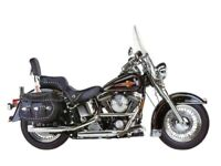 Harley Davidson Softail Frame Swingarm & V5c 1340 Evo Project