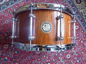 SIA Sheoak Stave Snare Drum