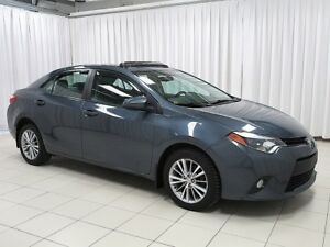 2014 Toyota Corolla LE SEDAN LOADED WITH GREAT OPTIONS LIKE BLUE