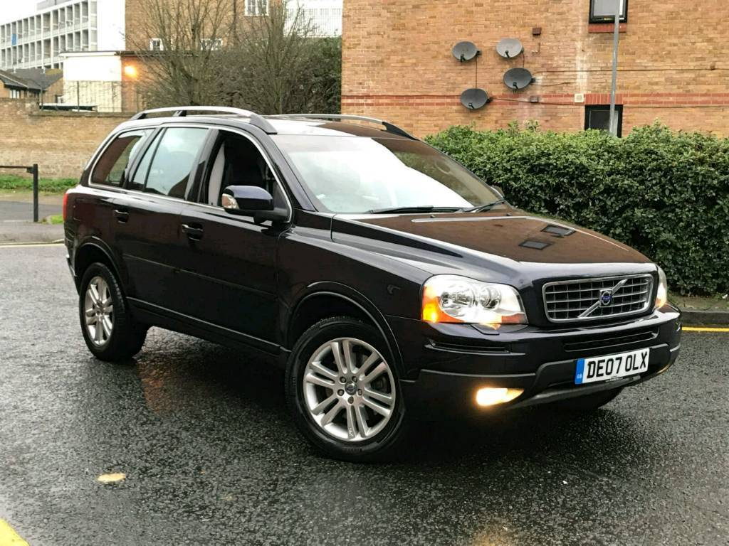 Volvo XC90 Se Lux 2.4 D5 Geartronic 2007 FSH