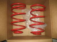 BMR 1'' rear lowering springs for chevelle