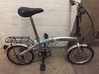 Proteam Folding Bike