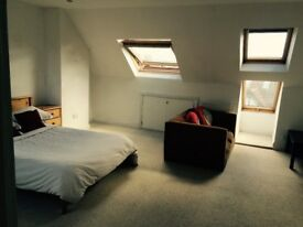 Huge, light, airy room for rent