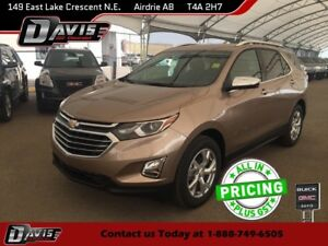 2018 Chevrolet Equinox Premier HEATED SEATS, POWER LIFT GATE,...