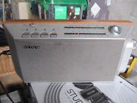 Sony 4 band radio