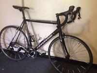 Cannondale Caad 8 Shimano sora entry level road bike racer carbon forks light weight bargain