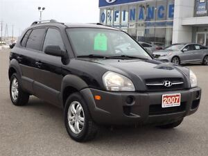 2007 Hyundai Tucson GL V6 | CLOTH | SAFETY CERTIFIED | ALLOYS | Stratford Kitchener Area image 16