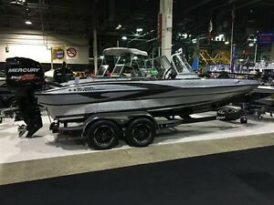 2016 Triton Boats 206 Fishunter