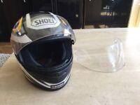 SHOEI INTERCEPTOR Motorcycle Helmet