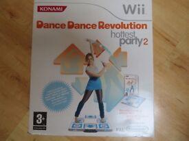 NINTENDO WII DANCE MAT