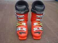 Children's ski boots - size 22/UK 2.5 - good quality