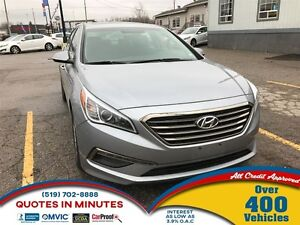 2016 Hyundai Sonata GLS | ONE OWNER | ROOF | CAM | HEATED SEATS