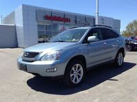 2009 Lexus RX 350 AWD, Leather, Sunroof... VERY CLEAN LEXUS!