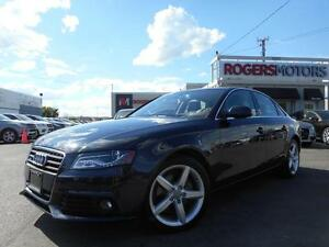 2012 Audi A4 2.0T QTRO - LEATHER - SUNROOF