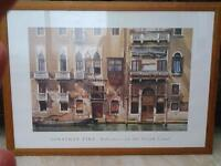 large wall picture 108x78cm