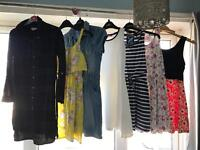 Girls summer dress bundle age 8/9