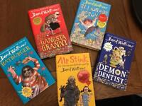 Children's books by David Williams x 5
