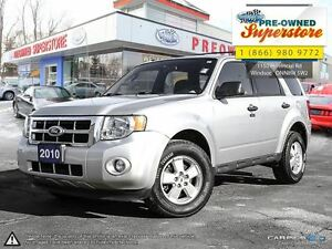2010 Ford Escape -