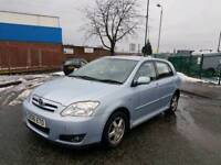 TOYOTA COROLLA T3 1.6Ltr _5dr *** LONG MOT - HPI CLEAR - FREE DELIVERY ***