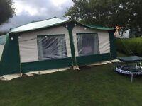 Pennine 535 Folding camper/folding caravan/trailer tent