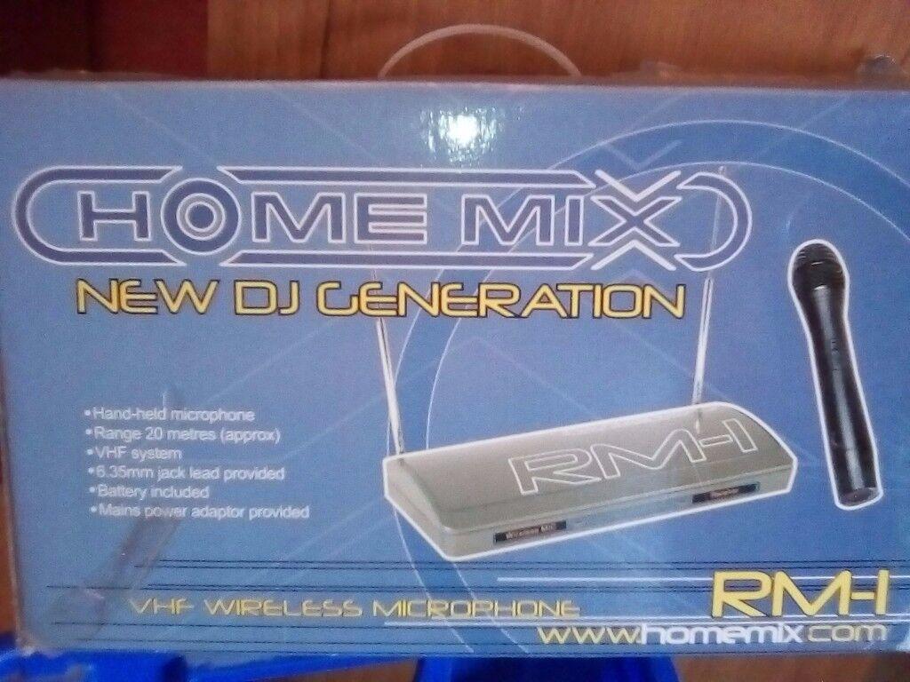 Brand new Radio Mike