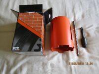 PTX universal masonry core drill with bit and adaptor