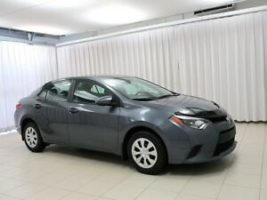 2014 Toyota Corolla INCREDIBLE DEAL!! SEDAN w/ BLUETOOTH, AIR CO