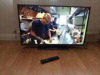 "42"" Hitachi Full HD 1080p LED TV• Home delivery available"