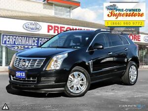 2013 Cadillac SRX Leather Collection>>>NAV, moonroof<<<