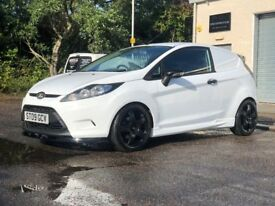 1.6 TDCI Ford Fiesta van (Sports)