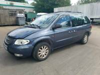 CHRYSLER VOYAGER, 2.5 DIESEL, 2003,MANUAL, YEARS MOT.