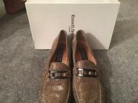 Russel and Bromley Loafers