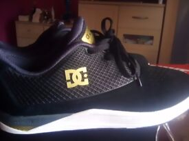Trainers DC size 7 £20
