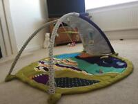 Mama's and Papa's Magic Technology inside Baby Play mat