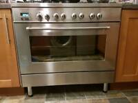 Kitchen Units and Range Cooker
