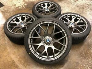 18 VMR Wheels 5x120 and All Season Tires (Full Set) BMW 3 SERIES Calgary Alberta Preview