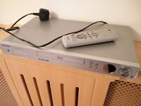 Samsung DVD Player / Recorder DVD-R119 with remote and cables - £35